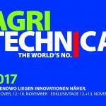 Solbjerg udstiller på årets Agritechnica