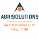 Agritechnica 2019, Hall 11 E6
